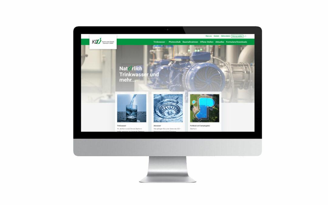 Unsere neue Internetseite ist online!